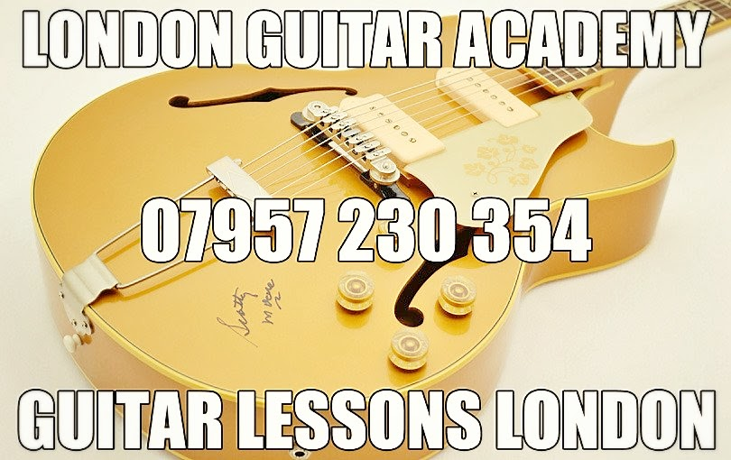 Finsbury Park Highgate Crouch End Islington Highbury Holloway Harringay Guitar Lessons