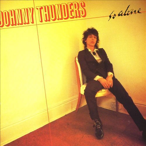 FAVOURITE GUITARISTS – JOHNNY THUNDERS