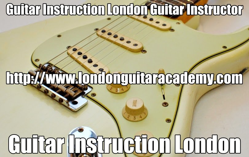 Guitar Instruction London Guitar Instructor