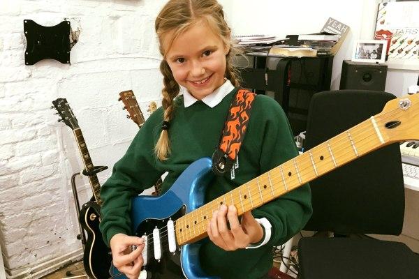 Guitar Lessons Battersea