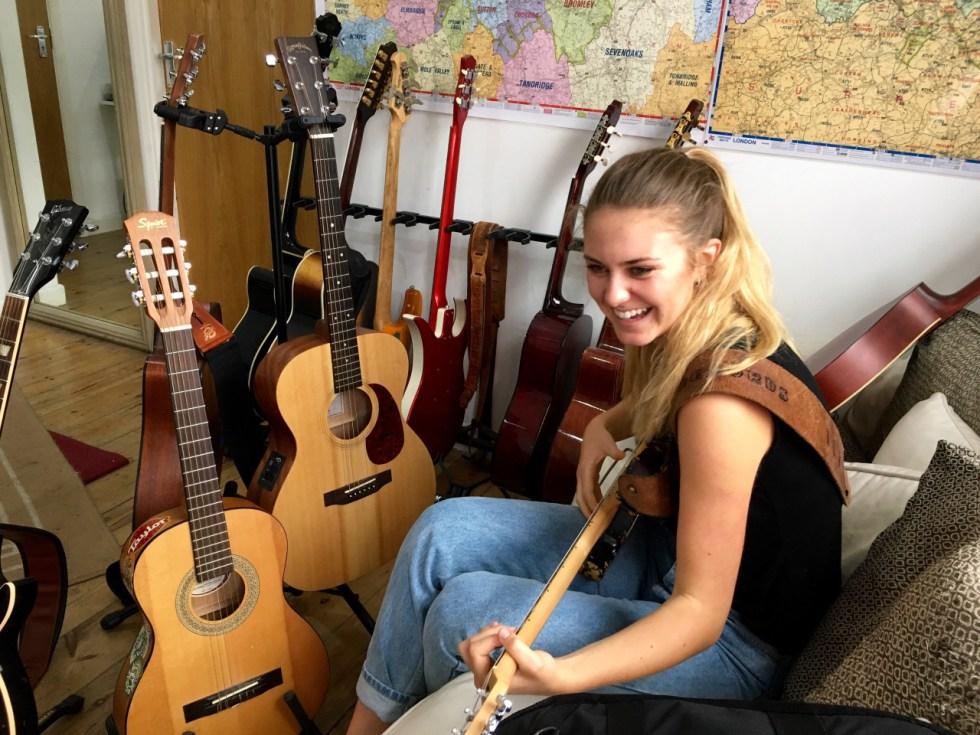 Guitar Lessons Bermondsey