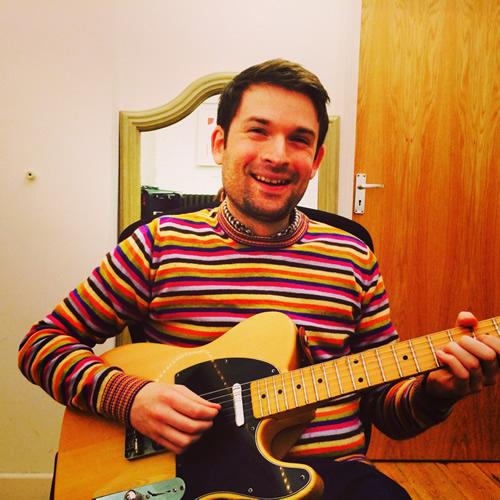 Guitar Lessons Croydon