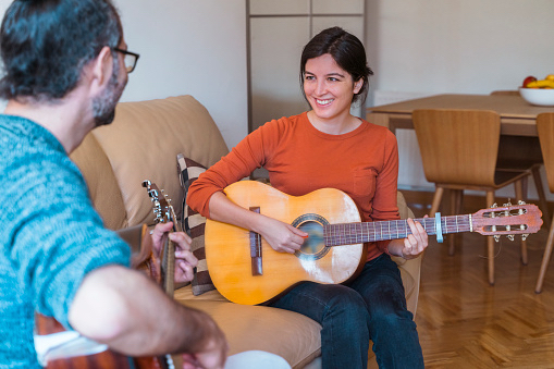 Guitar Lessons Marylebone