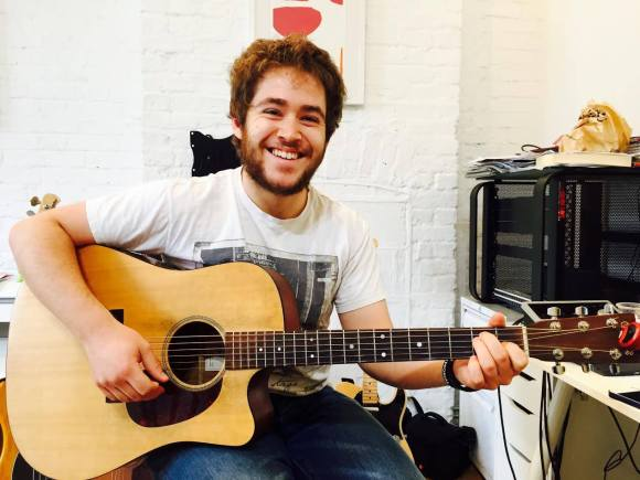 Guitar Lessons East London