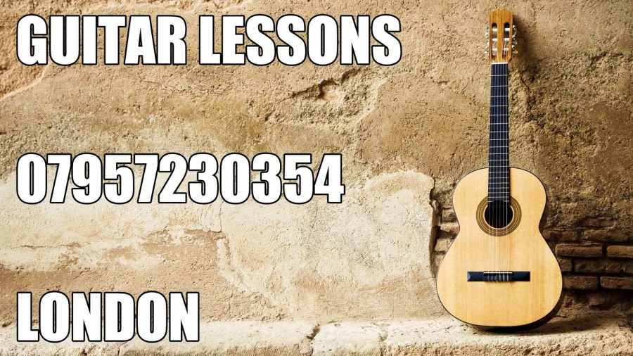 Guitar Lessons Kingston Upon Thames
