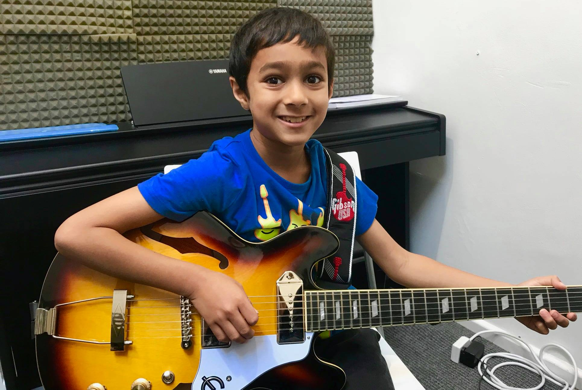 Guitar Lessons Maida Vale London W9