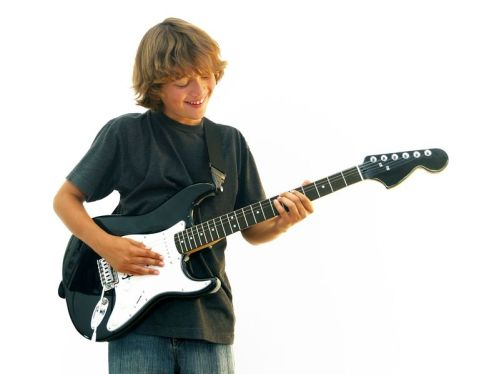Guitar Lessons North London