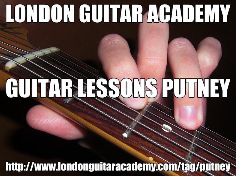 Guitar Lessons Putney SW15 London