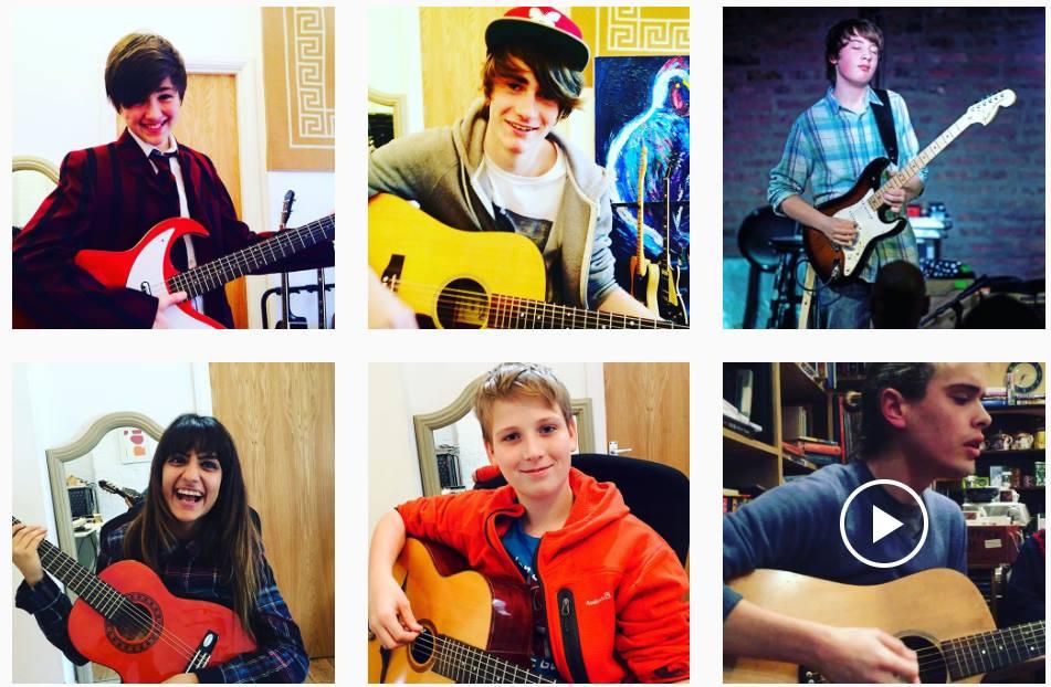 Guitar Lessons Teddington