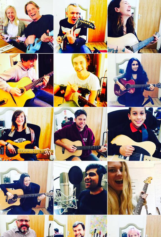 Guitar Lessons and Guitar Teachers in South East London