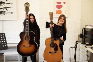 Guitar Lessons - guitar school london