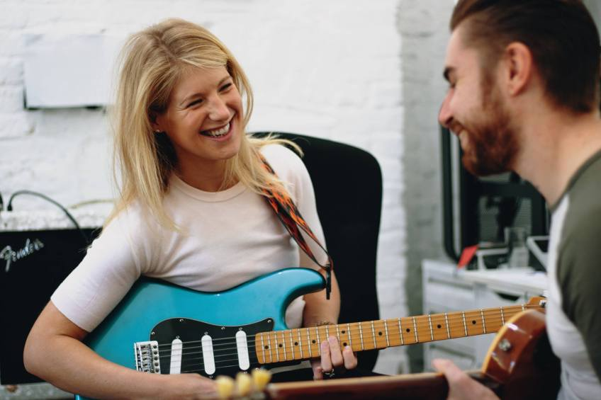Guitar Lessons Finchley