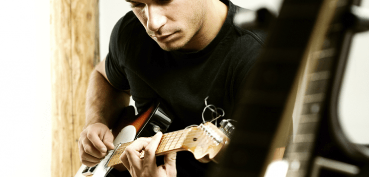 Guitar Lessons in London E5
