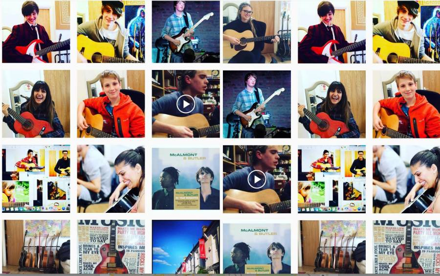 Guitar Lessons muswell hill harringay hornsey green lanes turnpike lane