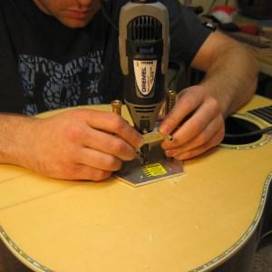 Guitar Repairs London