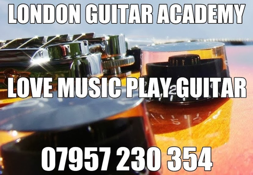 Guitar Teacher Pinner, Stanmore, Barnet, Edgware, Harrow Guitar Lessons