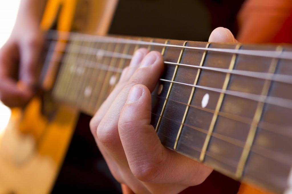Guitar lessons Balham London