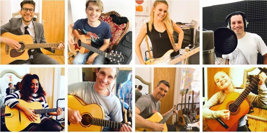 Guitar Lessons Haringey