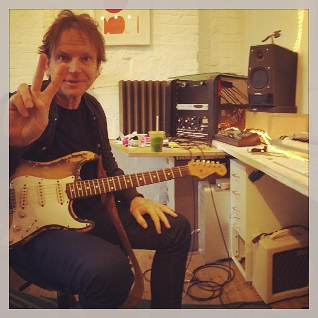 James Stratton London Guitar Lessons