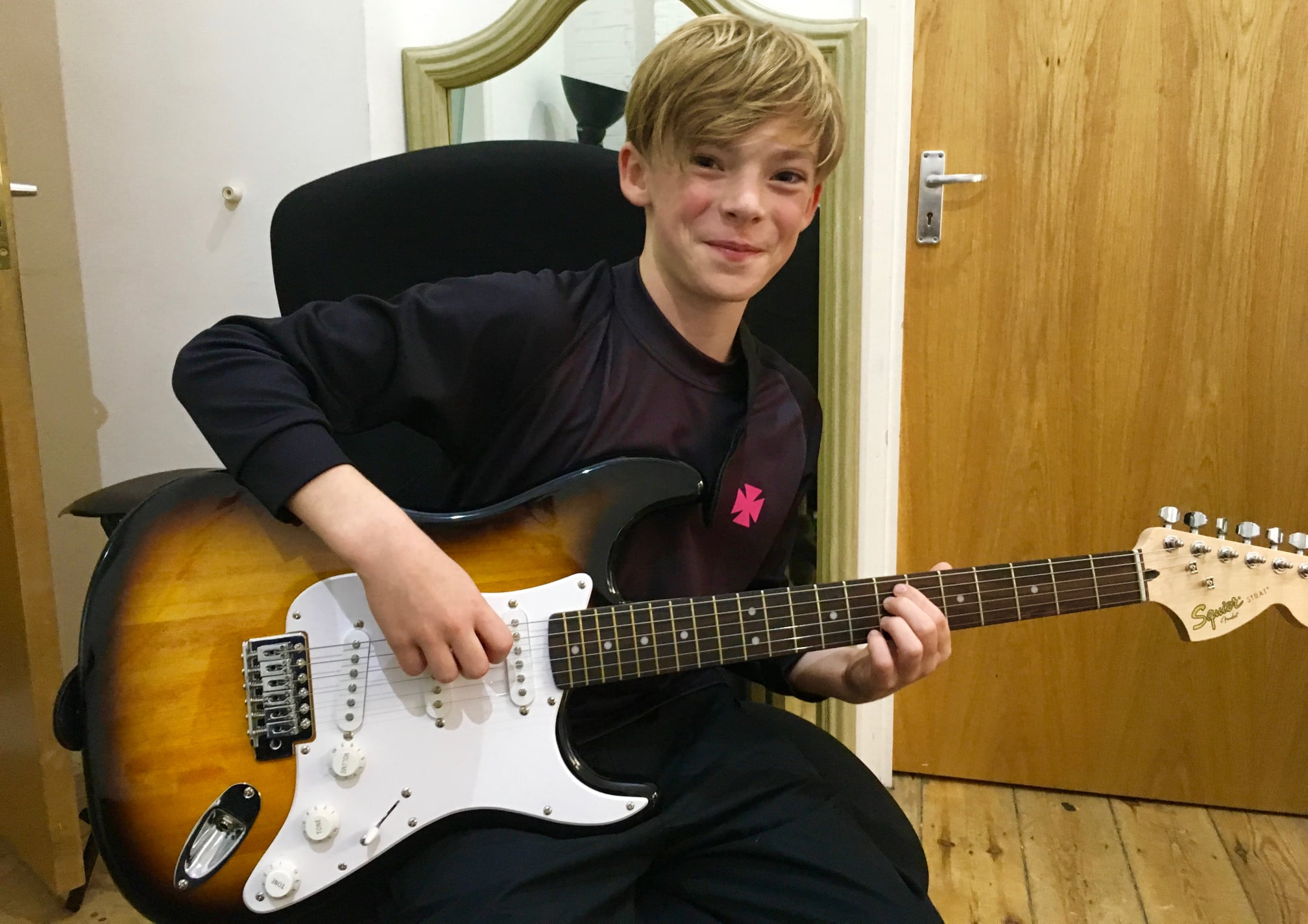 Guitar Lessons in Finchley