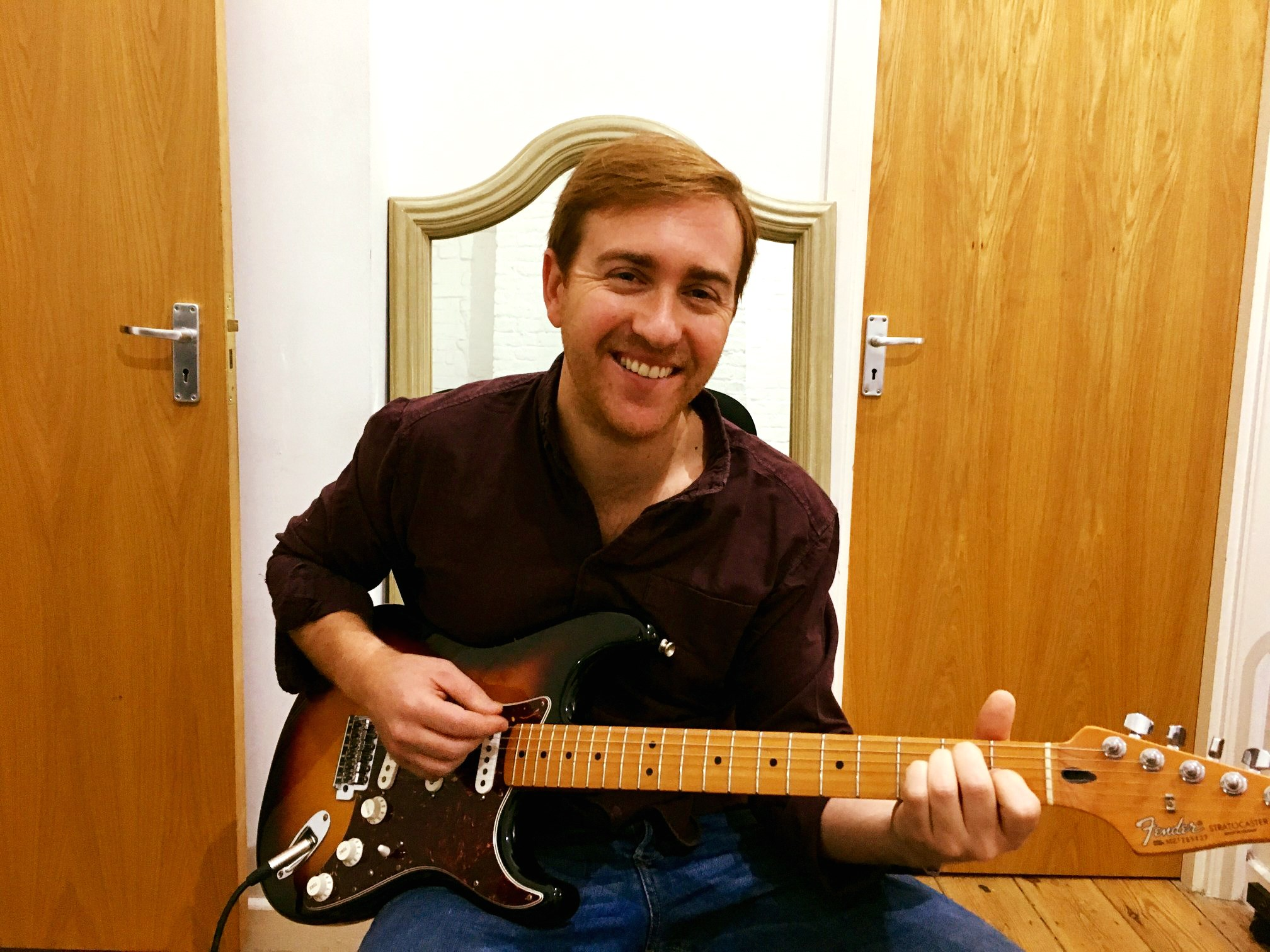 What makes a great guitar teacher