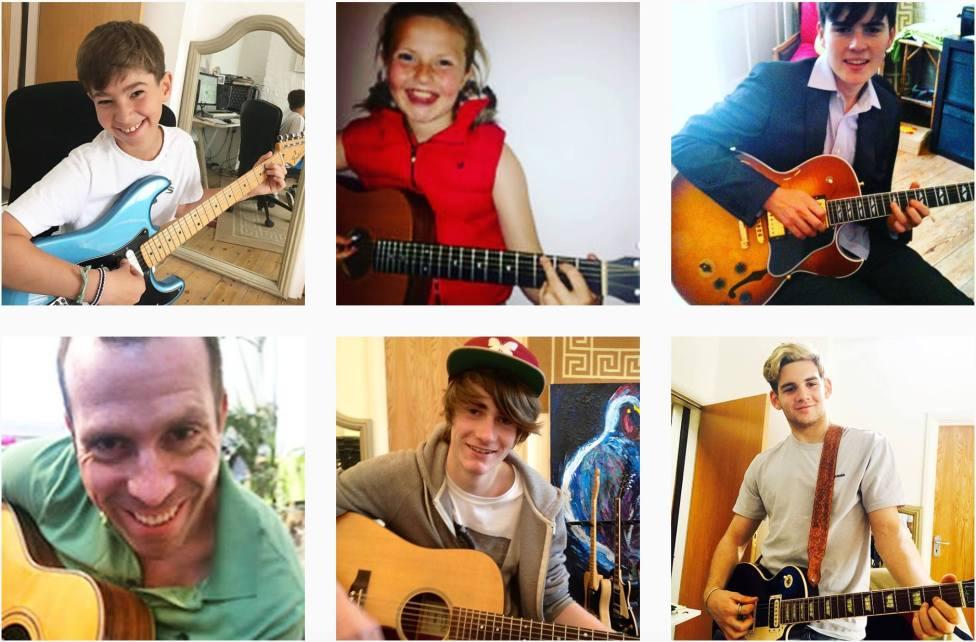 Guitar Lessons in Bermondsey guitar lessons South london in Bermondsey, London