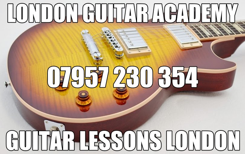 London Guitar Academy,London Guitar Teacher