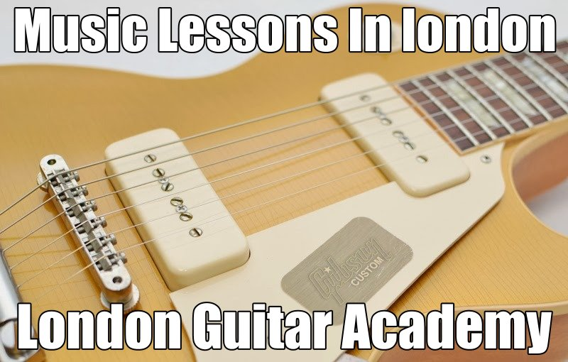 MUSIC LESSONS IN LONDON