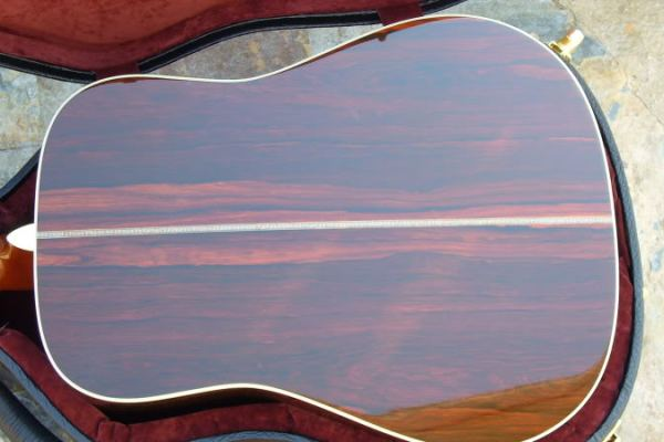 Martin D28 rosewood back and sides
