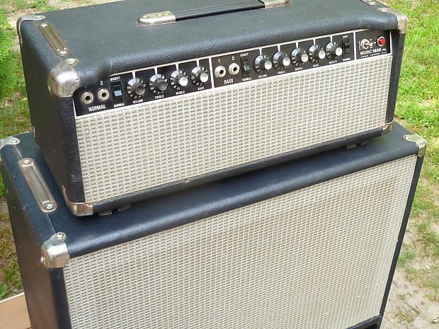 Repair Log: 1981 MusicMan 75 Head 2100 – 75 EX