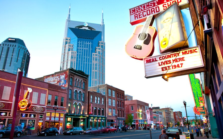 Nashville Diary