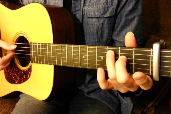 Practise tips for Guitarists