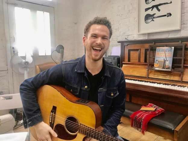 Guitar Lessons South London