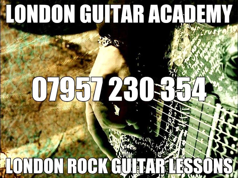 Rock Guitar Lessons London Rock guitar teacher Rock school