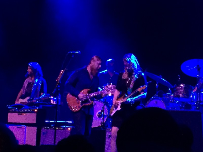 Tedeschi Trucks Band London