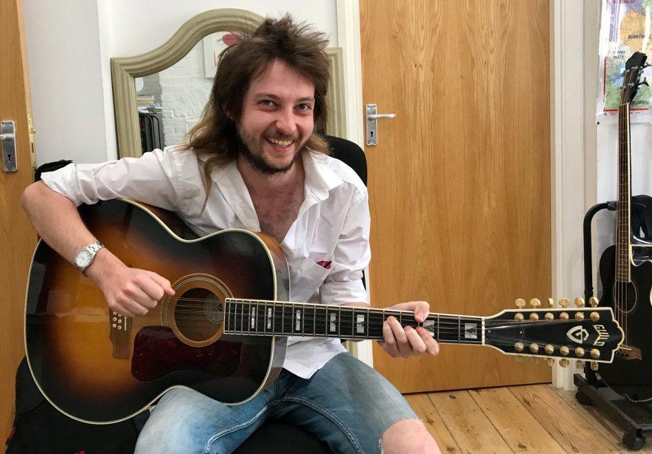 Guitar Lessons Shoreditch London