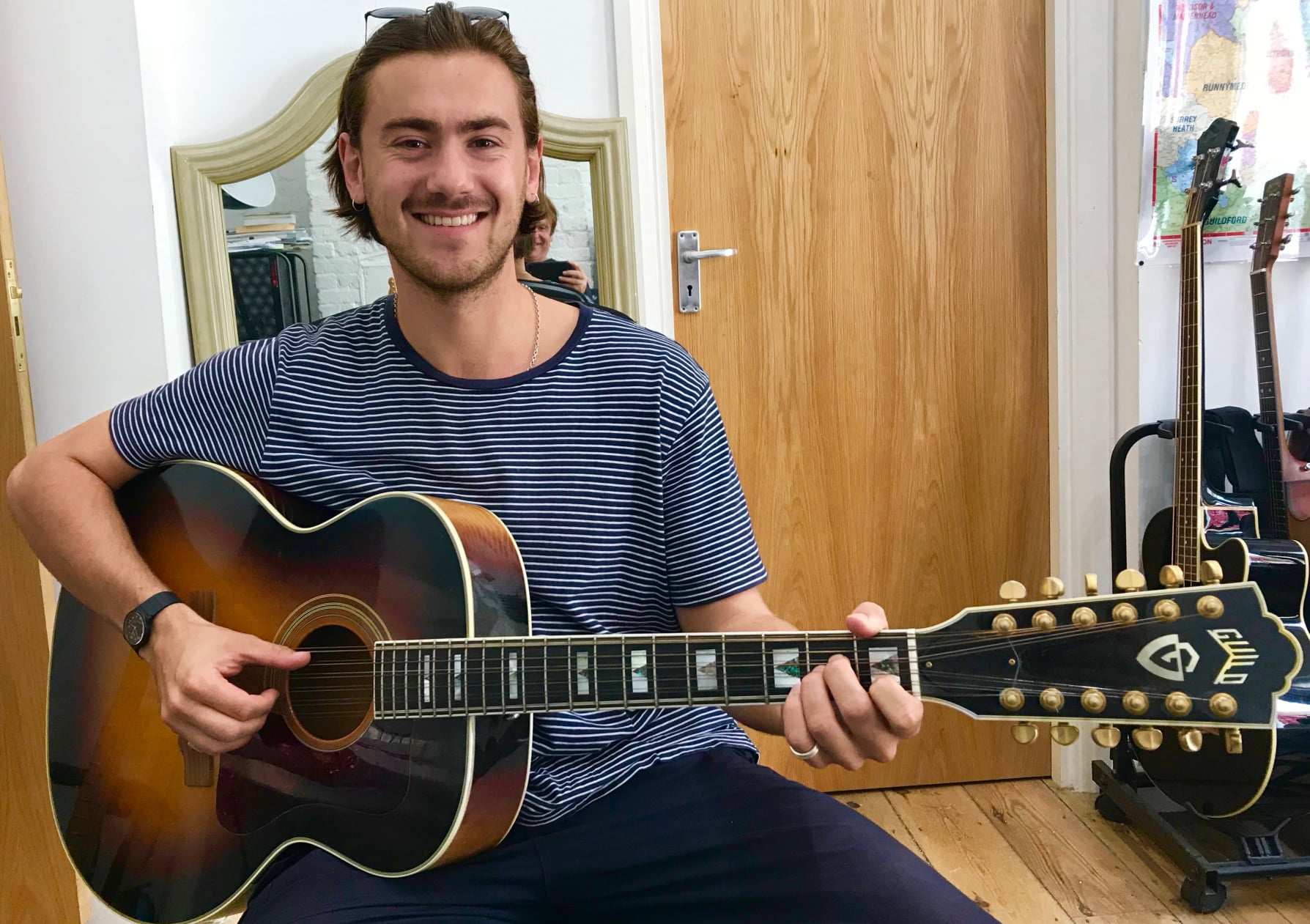 West Hampstead Guitar Tuition