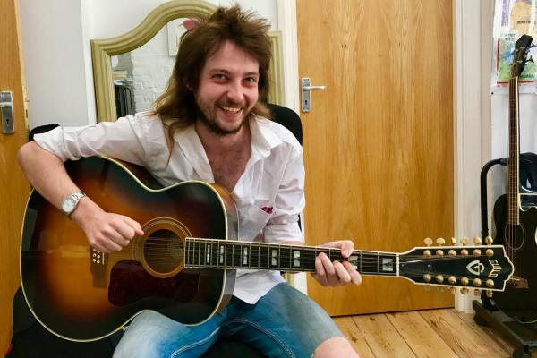 guitar lessons London, NW6, Kilburn,West Hampstead