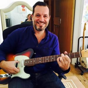 Wimbledon Guitar Lessons London