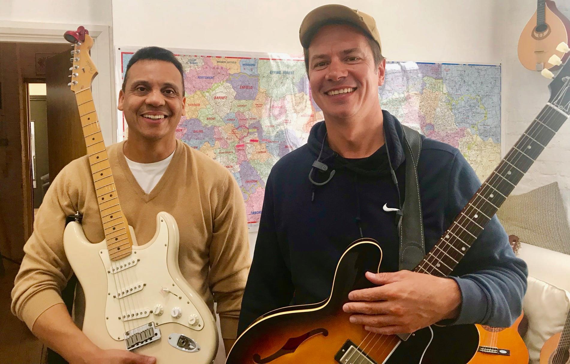 Guitar Lessons Kilburn
