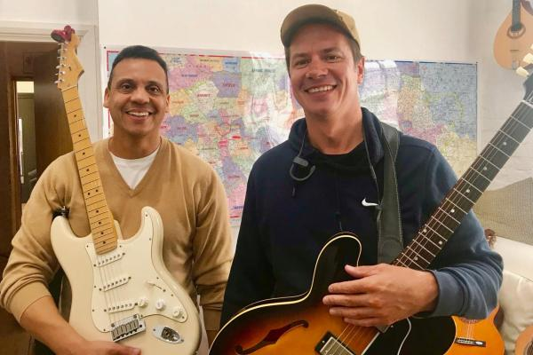 Canary Wharf guitar lessons