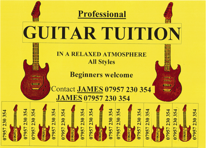 Guitar Lessons London Teaching lessons in Electric Guitar, Classical Guitar, Bass Guitar and Ukulele to all ages and abilities