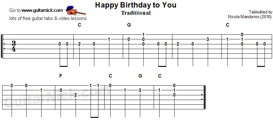 happy-birthday-to-you-easy-guitar-tab