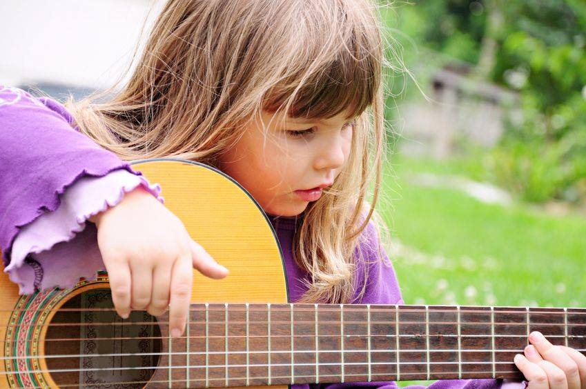 CHILDREN'S MUSIC LESSONS