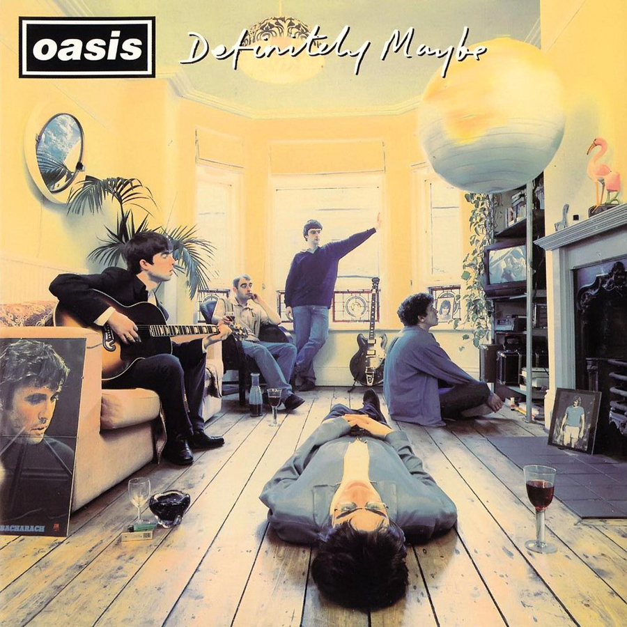 Great Guitar Albums Oasis Definitely Maybe