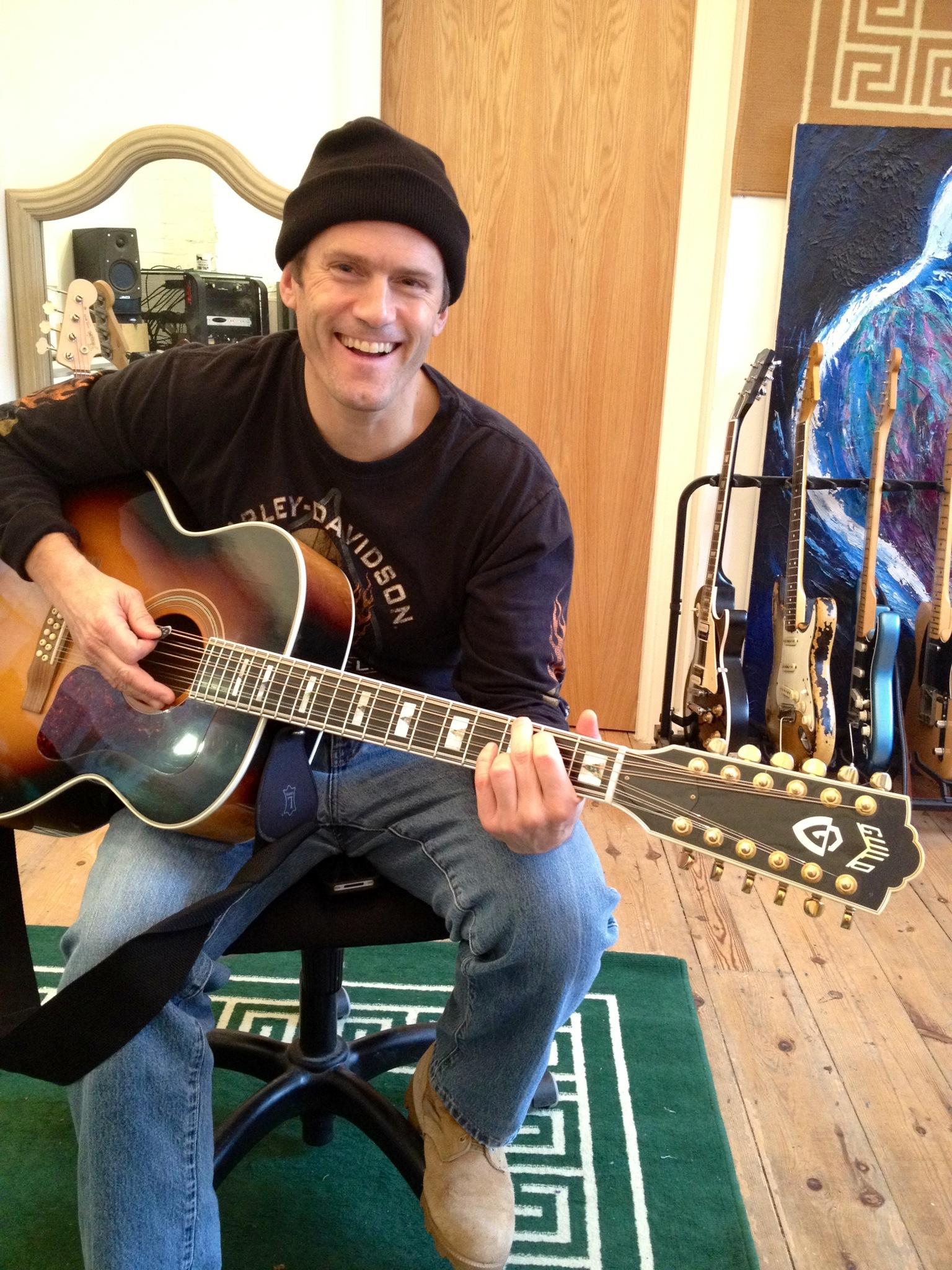Guitar Lesson :London Guitar Academy