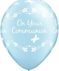 Communion Latex Balloons
