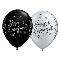 Engagement Latex Balloons