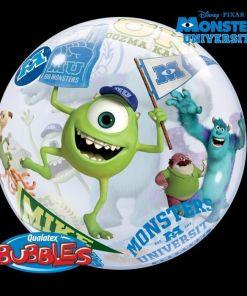 "Disney Pixar monsters university 22"" Bubble Balloon"