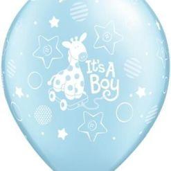 New Baby Latex Balloons
